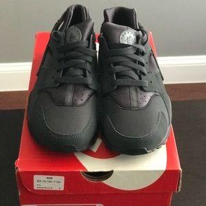 nike huarache run GS trainers 654275 014 sneakers shoes